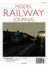 Model Railway Journal 281