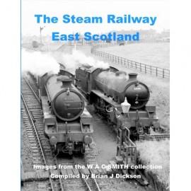 The Steam Railway East Scotland