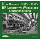 BR Locomotive Workshops Southern Region No 102