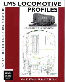 LMS Loco Profiles No.12 The Diesel Electric Shunters