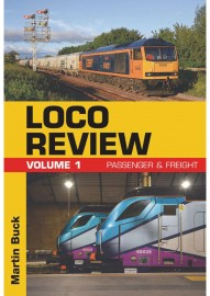 LOCO REVIEW VOLUME 1 - PASSENGER & FREIGHT