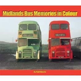 Midlands Bus Memories in Colour