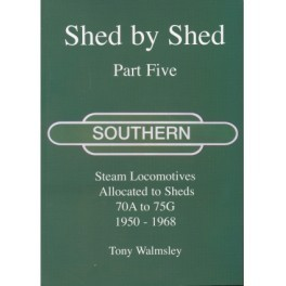 Shed by Shed Vol 5 Southern