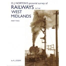 Railways in the West Midlands Volume 2