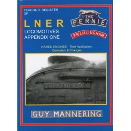 Named Engines On The LNER