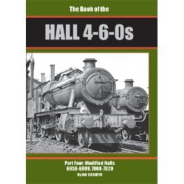 The Book of the HALL 4-6-0s Part 4