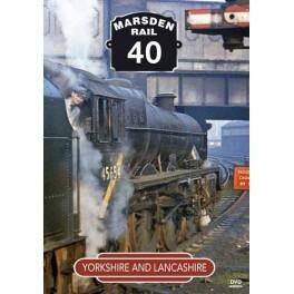 Marsden Rail 40: Yorkshire and Lancashire