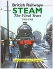 MARKS TO COVER British Railways Steam: The Final Years 1965-1968