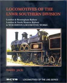 Locomotives Of The LNWR Southern Division & Wolverton Works