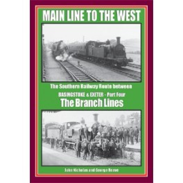 MAIN LINE to the WEST PART 4 - THE BRANCH LINES