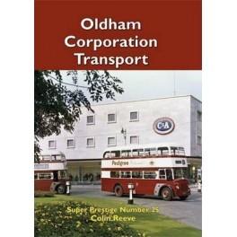 Oldham Corporation Transport Super Prestige 25