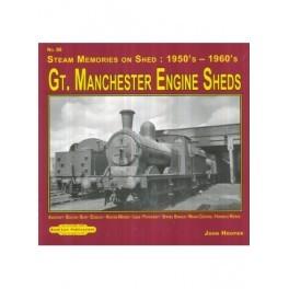 Gt Manchester Engine Sheds No66