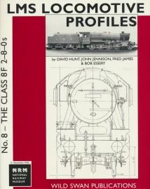 LMS Loco Profiles No. 8 The Class 8F 2-8-0s
