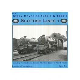 EX Scottish Lines Vol1 Steam Memories no9