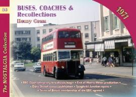 DAM No 56 Bus & Coach Recollections 1971