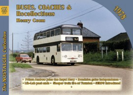 Vol 105 Buses Coaches & Recollections 1978