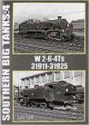 Southern Big Tanks: 4, W 2-6-4Ts, 31911-31925