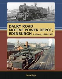 Dalry Road Motive Power Depot