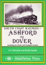 Ashford to Dover South Coast Railways