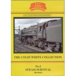 B&R 011 Steam Survival No 1 Collin White Collection