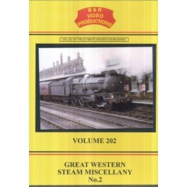 B&R 202 Great Western Steam Miscellany No.2