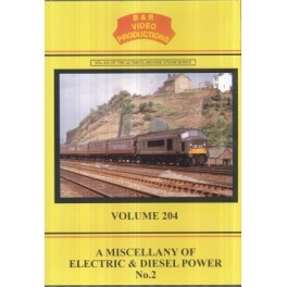 B&R 204 A Miscellany Of Electric & Diesel Power No 2