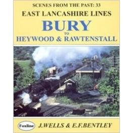 East Lancashire Lines Bury to Heywood & Rawtenstall
