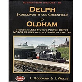 Delph, Saddleworth and Greenfield to Oldham