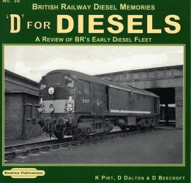 EX  D for Diesels 1