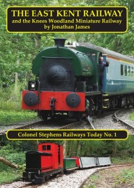 The East Kent Railway and the Knees Woodland Miniature Railway