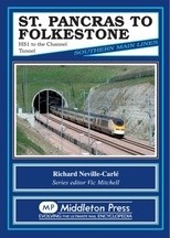 MARKS TO COVER St. Pancras to Folkestone Southern Main Lines