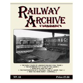 Railway Archive Issue 13