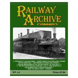 Railway Archive Issue 14