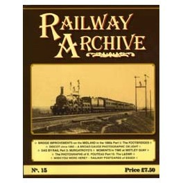 Railway Archive Issue 15
