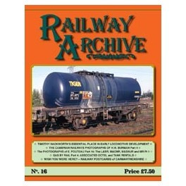 Railway Archive Issue 16