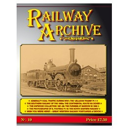 Railway Archive Issue 19