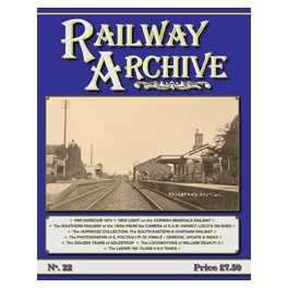 Railway Archive Issue 22