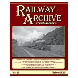 Railway Archive Issue 23