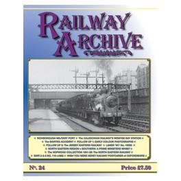 Railway Archive Issue 24