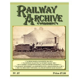 Railway Archive Issue 27