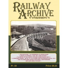 Railway Archive Issue 33