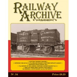 Railway Archive Issue 34