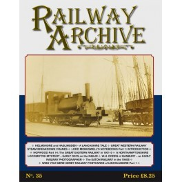 Railway Archive Issue 35