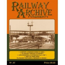 Railway Archive Issue 37