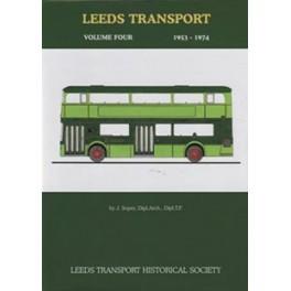 Leeds Transport Volume Four 1953 – 1974