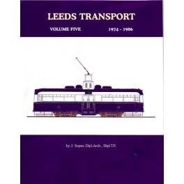 EX Leeds Transport Volume Five 1974 – 1986