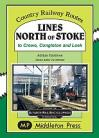 Lines North of Stoke  Country Railway Routes