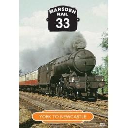 Marsden Rail East Coast Mainline 2 York-Newcastle Volume 33