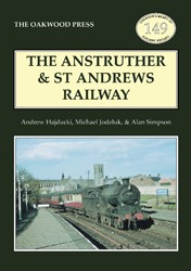 MARKS TO COVER  The Anstruther & St Andrews Railway