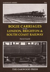 Bogie Carriages of the London, Brighton & South Coast Railway